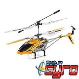 Helicopter SYMA S107G 3-Kanal Infrarot mit Gyro (Rot) [Spielzeug]