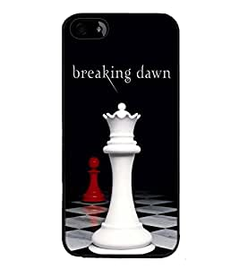 Fuson Designer Back Case Cover for Apple iPhone 4S (India Indian World Quote Universe)