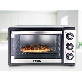 Borosil Prima BOTG19CS11 19-Litre Oven Toaster Grill (Black)