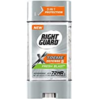 Right Guard Total Defense Anti-Perspirant Deodorant Power Gel Fresh Blast