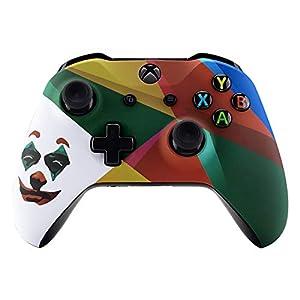 eXtremeRate Xbox One X/S Controller Gehäuse Hülle Case Schale Faceplate Zubehör Ersatzteile für Xbox One S/Xbox One X Controller Modell 1708