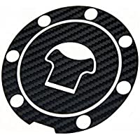 Habillage bouchon de réservoir carbone Honda (7 trous)