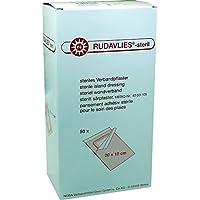RUDAVLIES-steril Verbandpflaster 10x20 cm 50 St Pflaster preisvergleich bei billige-tabletten.eu