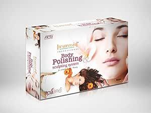Aryanveda Unisex APS Body Polishing Kit for all skin type, 1200g