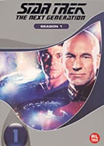 Star Trek next generation: saison 1 (nouveau packaging) [Import belge]