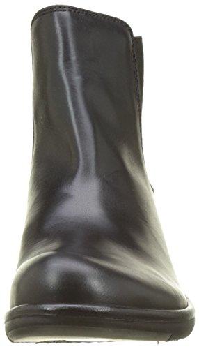 Fly London Make, Bottes et Bottines Cowboy Femme - Marron - Marron, 40 EU Noir (Black 018)