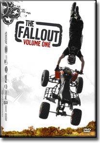 DVD - The Fallout: Volume One - Quad ATV Racing, Tricks, Stunts