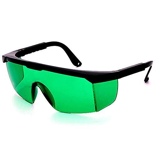 Eyewear Schutzbrille, Schutzbrille, Schutzbrille, IPL, Beauty-Equipment, für Ärzte, Krankenschwestern und Lasertechniker - grün