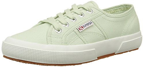 Superga 2750 COTU Classic, Zapatillas Unisex, Verde (Green 936), 37 EU (4 UK)