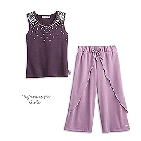 American Girl Ltd Ed Isabelle's Pajamas for Girls Size XS (6) by American Girl