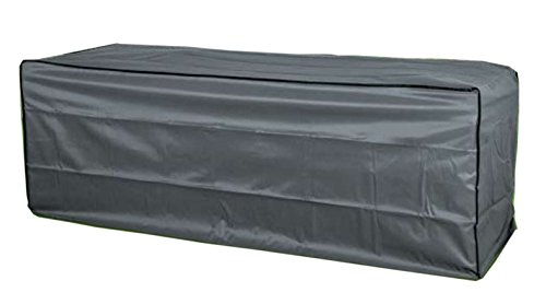 Gartenpirat Schutzhülle Abdeckung für Rattan Lounge 3er Sofa ca. 220x80x80 cm