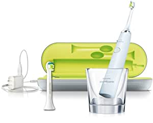 Philips Sonicare HX9332/04 DiamondClean Rechargeable Toothbrush White