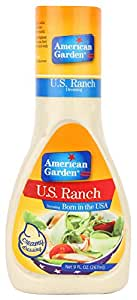 American Garden U.S. Ranch Dressing, 267ml