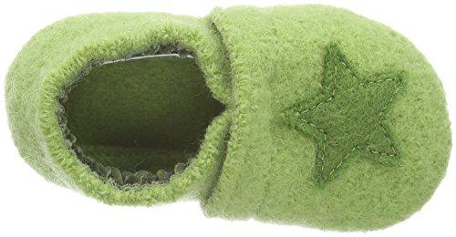 Nanga Sternchen, Chaussures Marche Bébé Garçon Vert - Grün (gras / 94)