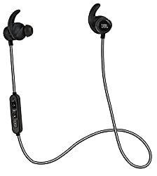 JBL Reflect Mini BT Bluetooth Sports Earphones (Black)