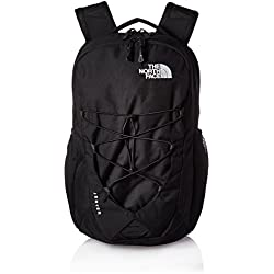 The North Face Jester Sac à Dos Mixte Adulte, TNF Black, Taille Unique