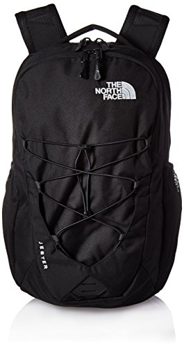 The North Face, Jester, Zaino, Unisex adulto, Nero (Tnf Black), Taglia unica