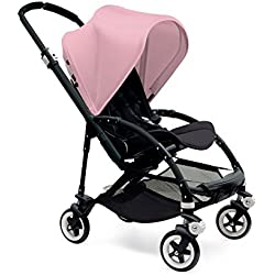 Bugaboo Bee3 Stroller - Soft Pink/Black/Black by Bugaboo