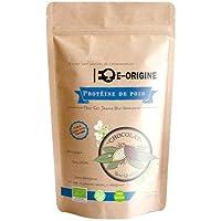 E-ORIGINE - Protéine de pois Chocolat 100% Vegan & BIO - 500g