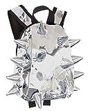 MadPax Kinder-Rucksack, Metallic Extreme Beyond Thunderchrome Silver Pint