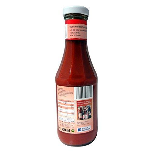 Werder Tomatenketchup Feinkost 450 im Test