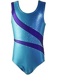 Body ginnastica artistica bambina abbigliamento for Amazon abbigliamento bambina