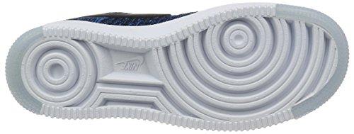 Nike Damen 820256-003 Turnschuhe Schwarz