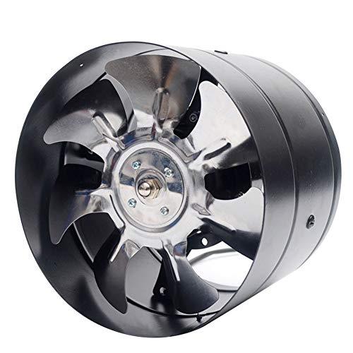 APINGQ Stilvolle 4 Zoll / 6 Zoll Inline-Kanal Fan Booster Gebläse Luftgekühlten Luftaustritt