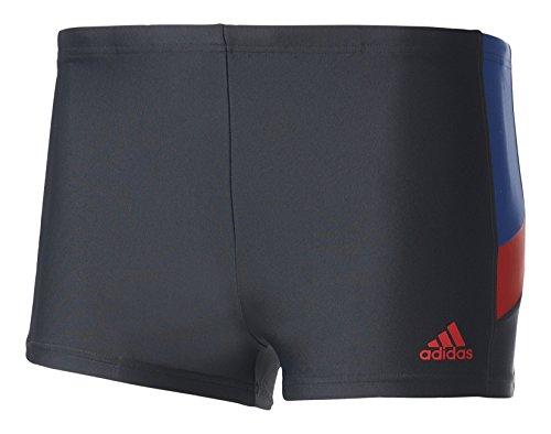 adidas I INS BX Badeanzug für Herren, schwarz (schwarz / Reauni), 5