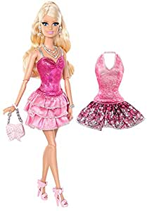 Barbie Life in the Dreamhouse Barbie Doll: Amazon.co.uk ...