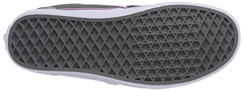 Vans W Atwood, Baskets mode femme Gris (Pewter)