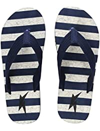 Kraasa Hawaii Checks Slippers