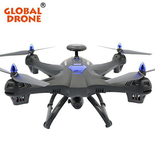 WYXlink 2017 Global Drone 6-axes X183 With 2MP WiFi FPV HD Camera GPS Brushless Quadcopter - 6