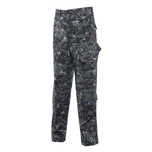 Tru-Spec Tactical Response–Pantaloni per uomo Midnight