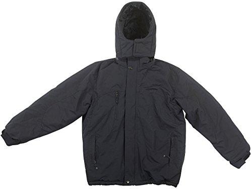 Preisvergleich Produktbild PEARL urban Beheizte Jacke: Beheizbare Outdoor-Jacke mit USB-Anschluss,  3 Heizelemente,  Größe S (Heizjacken)