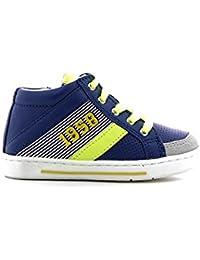 Chicco - Zapatillas de Piel para niño azul turquesa