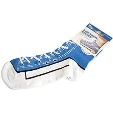 Bluw Silly Sock Sneaker (Blue)
