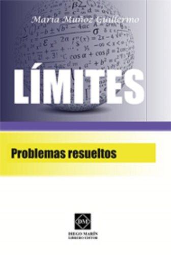 LIMITES PROBLEMAS RESUELTOS por MARÍA MUÑOZ GUILLERMO