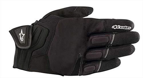 Alpinestars Atom - Guanti da moto, taglia 3XL, colore: nero