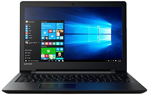 Lenovo Ideapad110 80TR0035IH 15.6-inch Laptop (A9-9400/4GB/1TB/Windows 10/Integrated Graphics), Black Texture