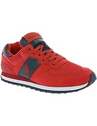 Ralph Lauren Schuhe Rot