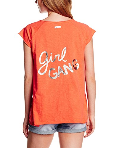 The Hip Tee Damen T-Shirt Inyo Naranja (Coral)
