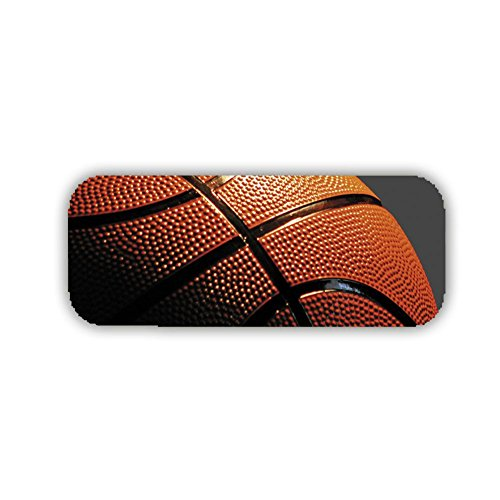 For Rectangle Name Tag Child Popular Print With Basketball Mdf