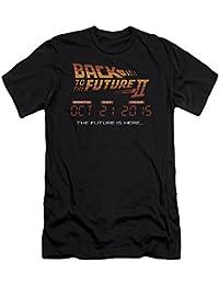 Back To The Future II - Back To The Future Ii - l'avenir de l'homme est ici Slim Fit T-shirt