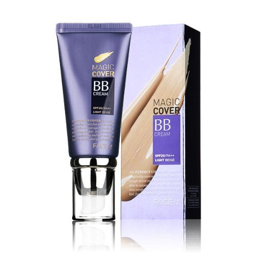 The Face Shop - avouons-le Magic Cover BB Crème SPF 20 PA + + (# 02 Natural Beige) 40 ml/1,35 fl. oz.