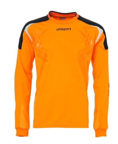 Uhlsport, Maglia a maniche lunghe da portiere Uomo, Arancione (orange), XL