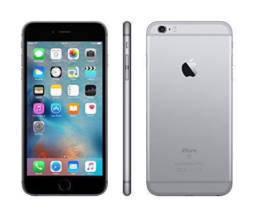 iphone 6 ricondizionato - 41h0G3mPFGL - Apple iPhone 6s Plus Grigio Siderale 64GB (Ricondizionato Certificato)