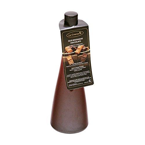 La Cremerie Huile de massage au chocolat, 150 ml
