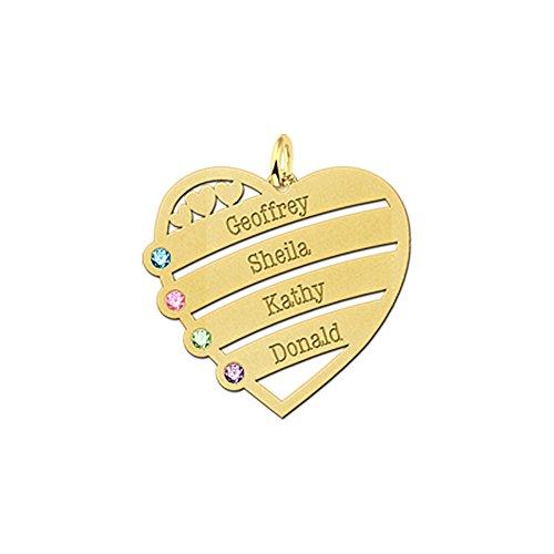 nome-forever-catena-veneziana-in-oro-con-pendente-a-cuore-con-4-cristalli-swarovski-come-pietra-port