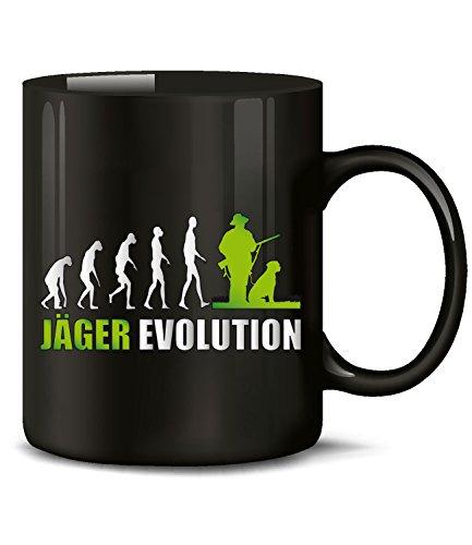 JÄGER EVOLUTION 4606(Schwarz-Grün)